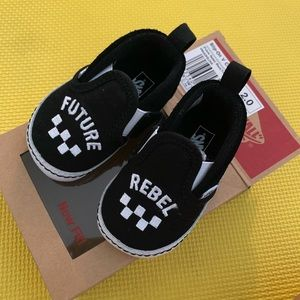 Future rebel infant Vans